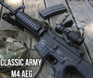 Classic Army M4 AEG