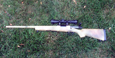 Highly customized 550 FPS JG Bar-10 Bolt-Action Sniper Rifle
