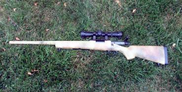 Highly customized 550 FPS JG Bar-10 Bolt-Action Sniper Rifle