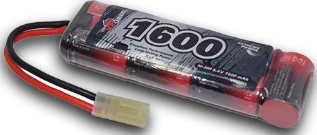 Ni-MH Airsoft Battery