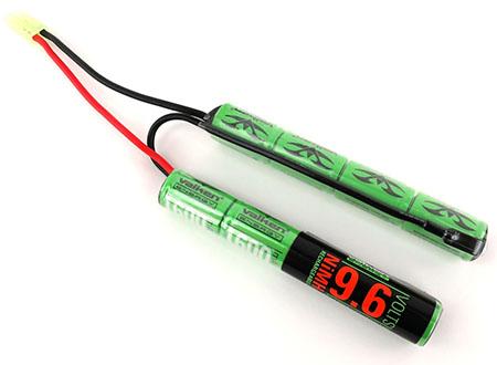 Nunchuk Crane Airsoft Battery