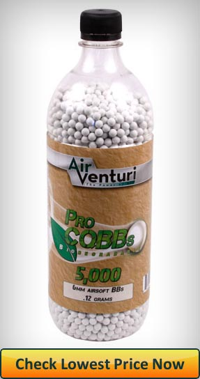 Air Venturi CQBBs Biodegradable 0.12g Airsoft BBs Buy Now