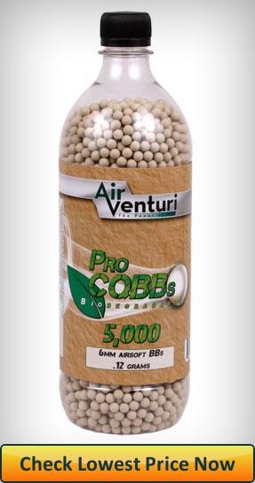Air Venturi Biodegradable 0 12g Airsoft CQBBs Review - Airsoft Pal