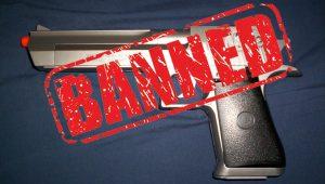 Airsoft Gun Banned