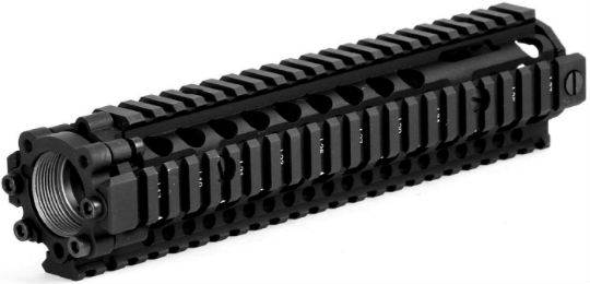 Airsoft Rail Interface System