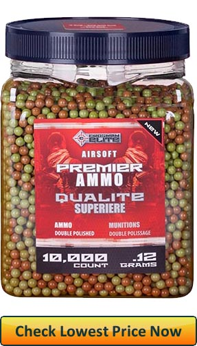 Crosman's Elite Premier 0.12g BBs Buy Now