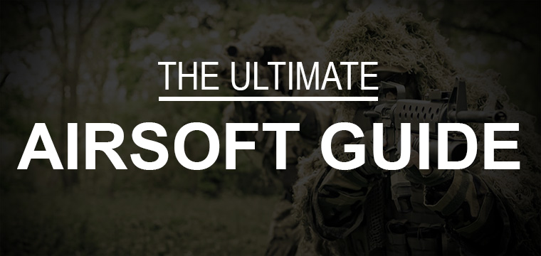 Ultimate Airsoft Guide: 18,657+ Words Of Top MVP Intel