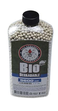 G&G 0.28g Biodegradable BBs
