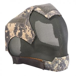 Coxeer Full Face Airsoft Mask