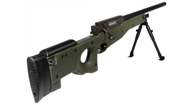 UTG Airsoft Sniper Green