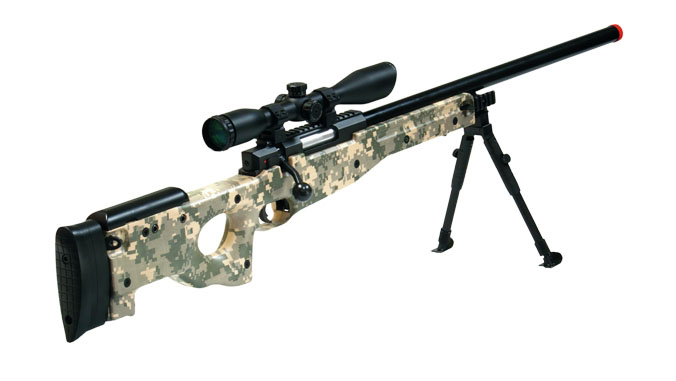 Best Airsoft Sniper Rifle: 2018's Expert Buying Guide ...