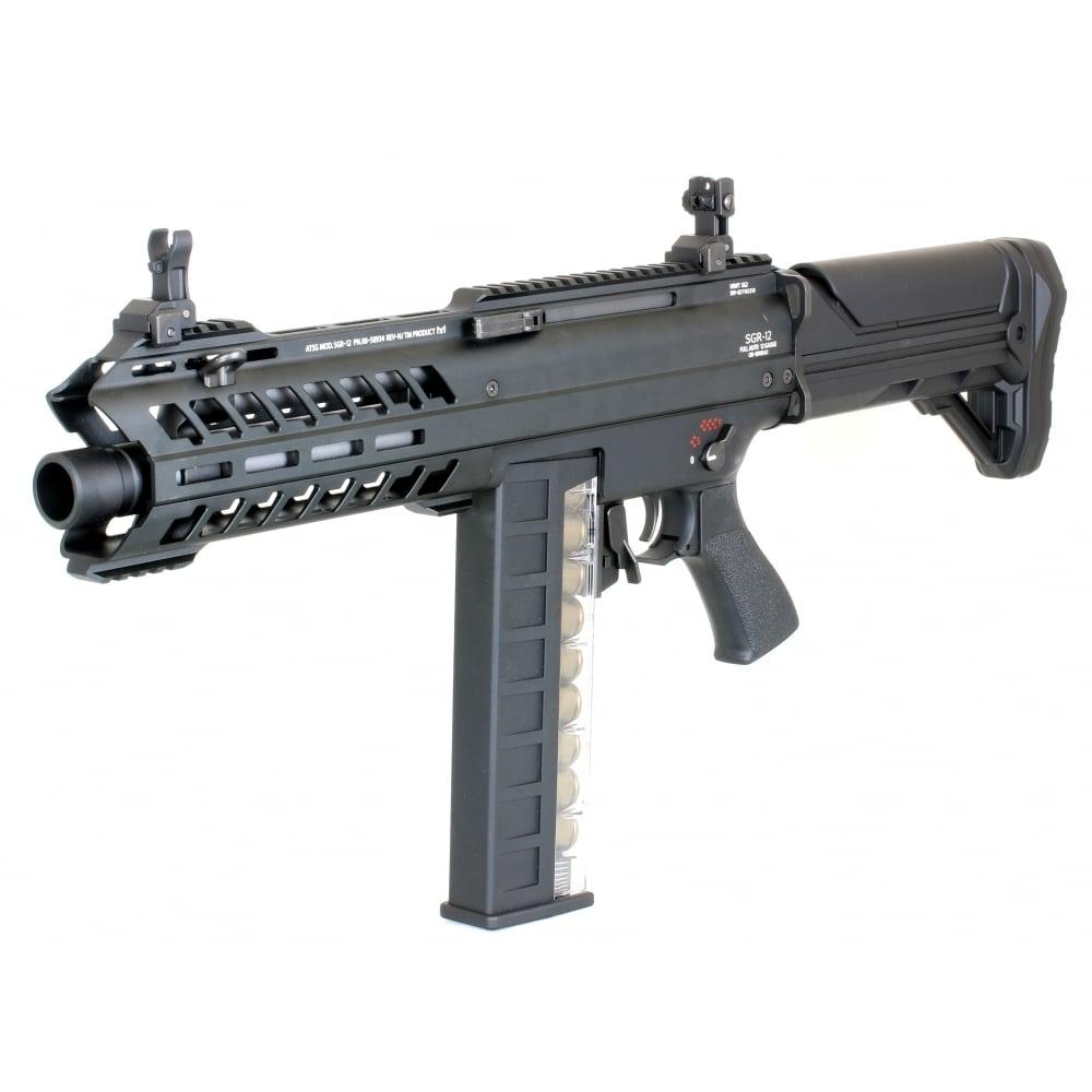 Tokyo Marui SGR-12 Airsoft Shotgun