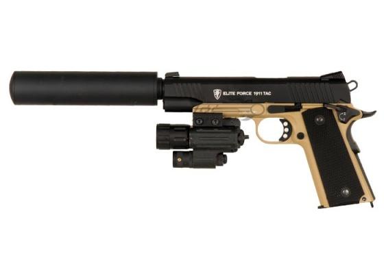 elite force 1911 silencer