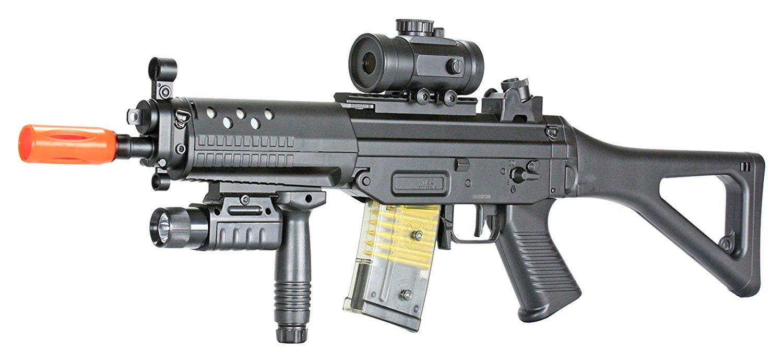 BBTac AEG rifle