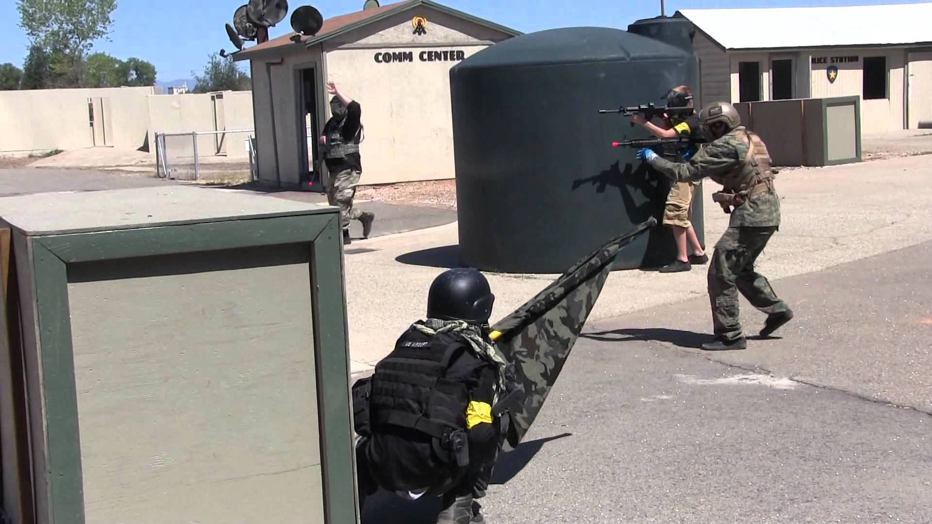 California airsoft
