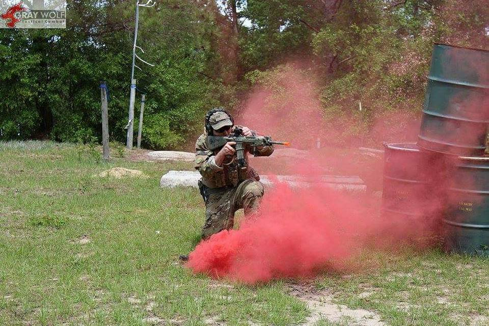 Florida wasteland airsoft