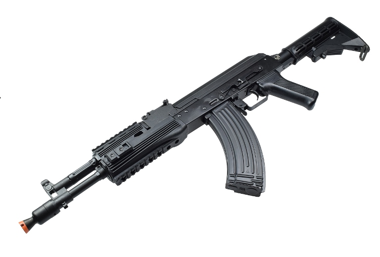 LCT AK-104 AEG AIRSOFT RIFLE