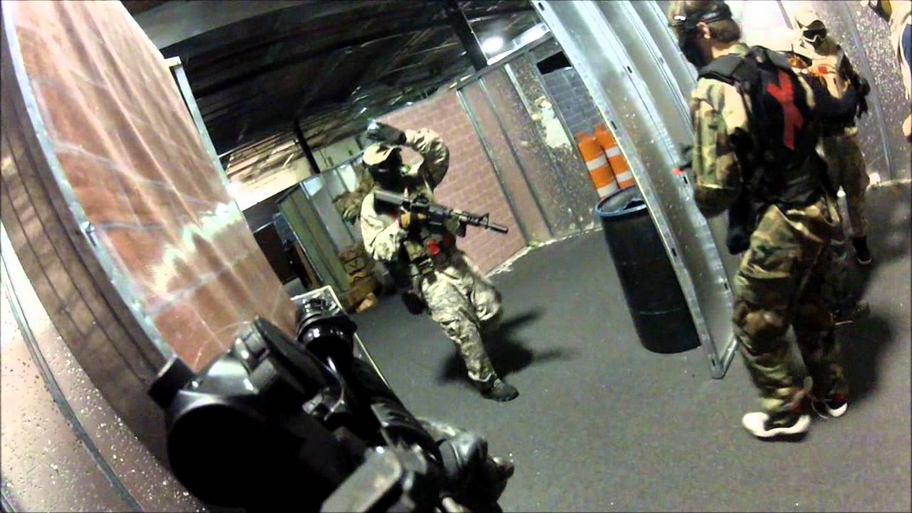 NY airsoft strikeforce