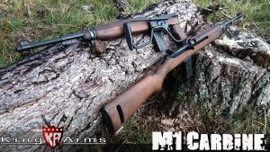 King Arms M1 Carbine Airsoft Rifle