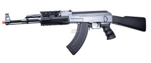 AK-47 RIS AEG FULL METAL AIRSOFT RIFLE