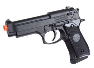 M9 STYLE SPRING AIRSOFT PISTOL