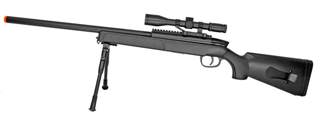 ZM51 BOLT ACTION AIRSOFT SNIPER RIFLE