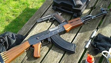 Airsoft AK47 Guns: The Best Classic Assault Rifles
