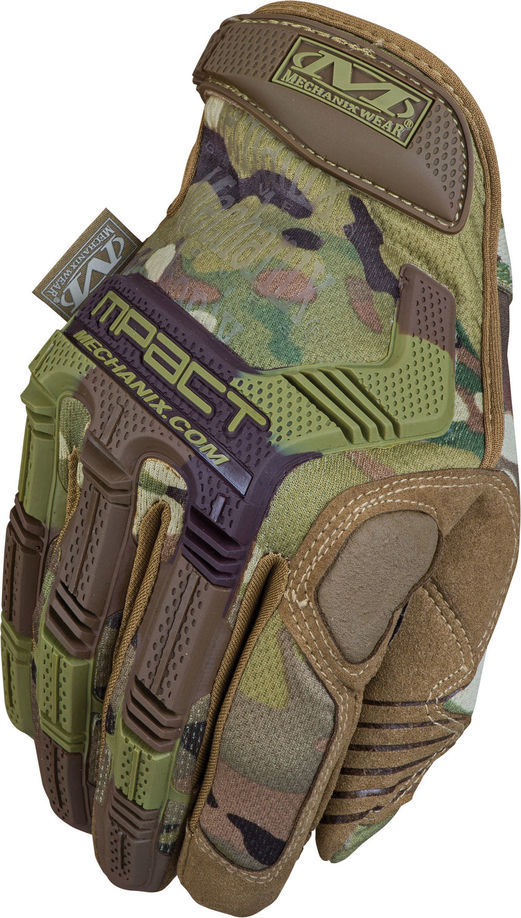 MECHANIX M-PACT TACTICAL GLOVES