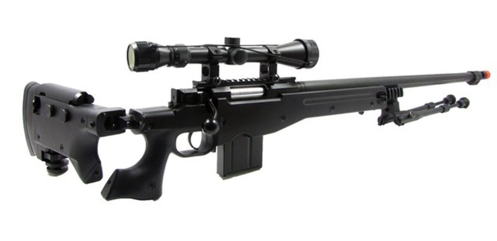 well l96 sniper rifle